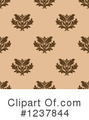 Damask Clipart #1237844 by Vector Tradition SM