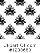 Damask Clipart #1238680 by Vector Tradition SM