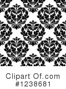 Damask Clipart #1238681 by Vector Tradition SM