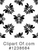 Damask Clipart #1238684 by Vector Tradition SM