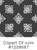 Damask Clipart #1238687 by Vector Tradition SM