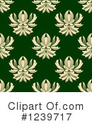 Damask Clipart #1239717 by Vector Tradition SM
