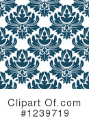 Damask Clipart #1239719 by Vector Tradition SM