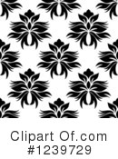 Damask Clipart #1239729 by Vector Tradition SM