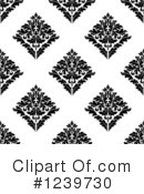 Damask Clipart #1239730 by Vector Tradition SM