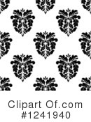 Damask Clipart #1241940 by Vector Tradition SM