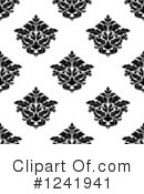 Damask Clipart #1241941 by Vector Tradition SM