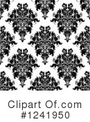 Damask Clipart #1241950 by Vector Tradition SM