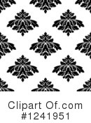 Damask Clipart #1241951 by Vector Tradition SM