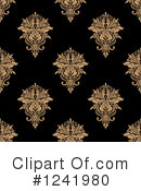 Damask Clipart #1241980 by Vector Tradition SM