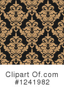 Damask Clipart #1241982 by Vector Tradition SM