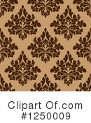 Damask Clipart #1250009 by Vector Tradition SM