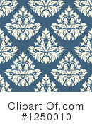 Damask Clipart #1250010 by Vector Tradition SM