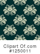 Damask Clipart #1250011 by Vector Tradition SM