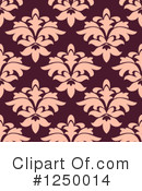Damask Clipart #1250014 by Vector Tradition SM