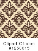 Damask Clipart #1250015 by Vector Tradition SM