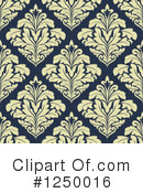 Damask Clipart #1250016 by Vector Tradition SM