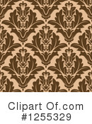Damask Clipart #1255329 by Vector Tradition SM