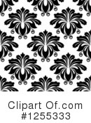 Damask Clipart #1255333 by Vector Tradition SM