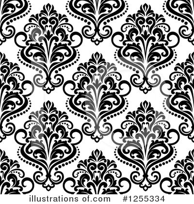 Damask Clipart #1255334 by Vector Tradition SM