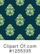Damask Clipart #1255335 by Vector Tradition SM