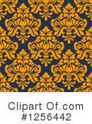 Damask Clipart #1256442 by Vector Tradition SM