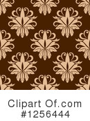 Damask Clipart #1256444 by Vector Tradition SM