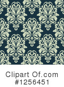 Damask Clipart #1256451 by Vector Tradition SM