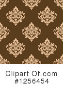 Damask Clipart #1256454 by Vector Tradition SM