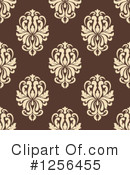 Damask Clipart #1256455 by Vector Tradition SM