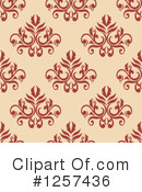 Damask Clipart #1257436 by Vector Tradition SM