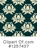 Damask Clipart #1257437 by Vector Tradition SM