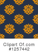 Damask Clipart #1257442 by Vector Tradition SM