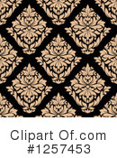 Damask Clipart #1257453 by Vector Tradition SM