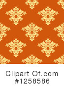 Damask Clipart #1258586 by Vector Tradition SM