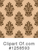 Damask Clipart #1258593 by Vector Tradition SM