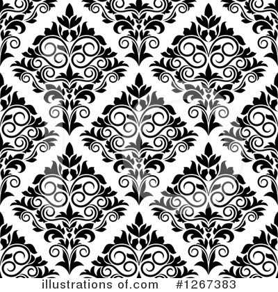 Damask Clipart #1267383 by Vector Tradition SM