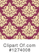 Damask Clipart #1274008 by Vector Tradition SM
