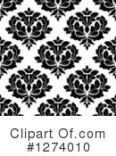 Damask Clipart #1274010 by Vector Tradition SM