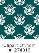 Damask Clipart #1274013 by Vector Tradition SM