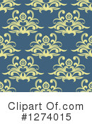 Damask Clipart #1274015 by Vector Tradition SM