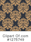 Damask Clipart #1275749 by Vector Tradition SM