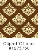 Damask Clipart #1275750 by Vector Tradition SM