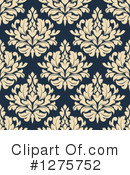 Damask Clipart #1275752 by Vector Tradition SM