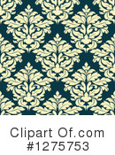 Damask Clipart #1275753 by Vector Tradition SM