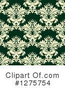 Damask Clipart #1275754 by Vector Tradition SM
