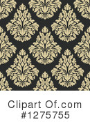 Damask Clipart #1275755 by Vector Tradition SM