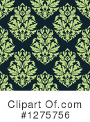 Damask Clipart #1275756 by Vector Tradition SM
