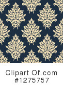Damask Clipart #1275757 by Vector Tradition SM