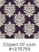 Damask Clipart #1275759 by Vector Tradition SM